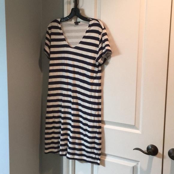 Theory Dresses & Skirts - Linen Theory Dress